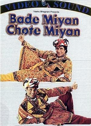 مشاهدة فيلم Bade Miya Chote Miya 1998 مترجم أونلاين مترجم