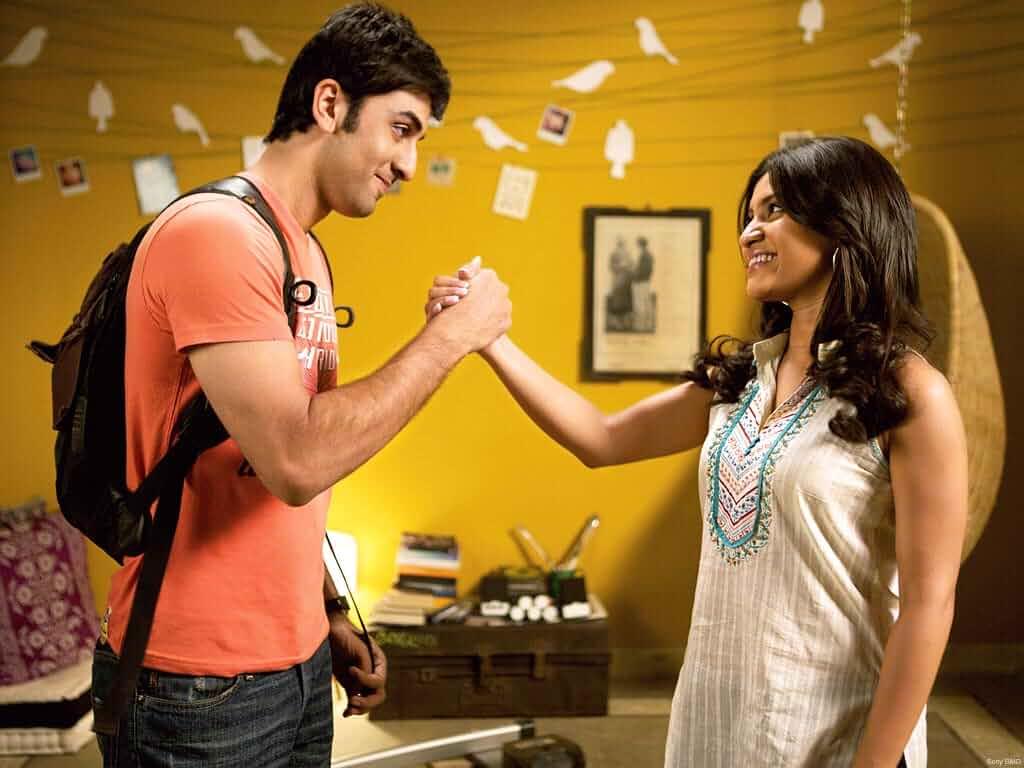 Download Wake Up Sid (2009) Hindi Movie Bluray