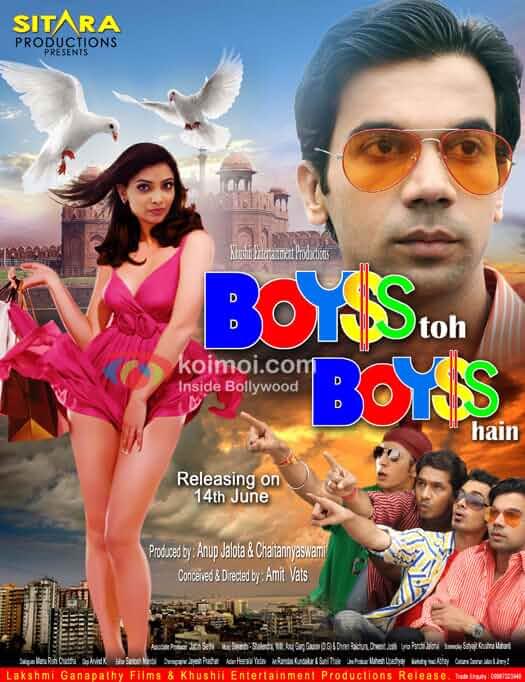 Boyss Toh Boyss Hain (2013)