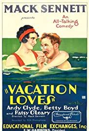 Vacation Loves Poster