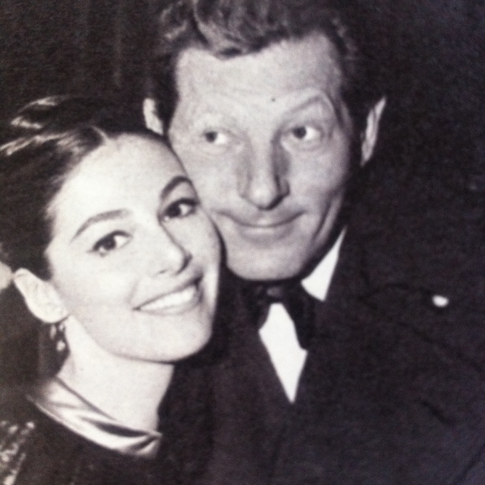 Pier Angeli and Danny Kaye in Merry Andrew (1958)