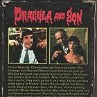 Christopher Lee, Marie-Hélène Breillat, and Bernard Menez in Dracula père et fils (1976)