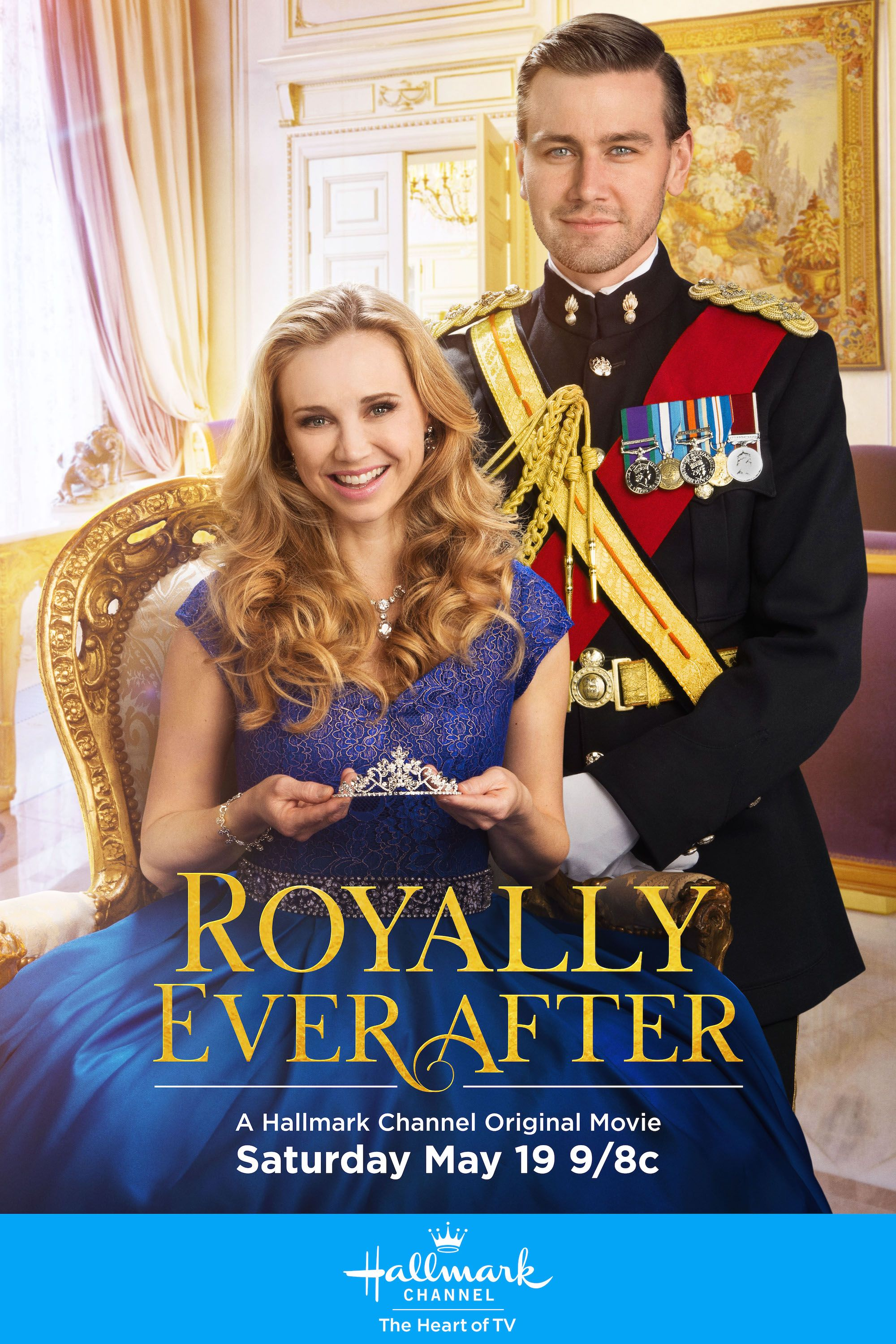 Princesė amžinai (2018) / Royally Ever After
