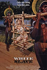 White Slave Poster