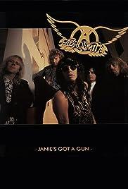 Aerosmith: Janie's Got a Gun Poster