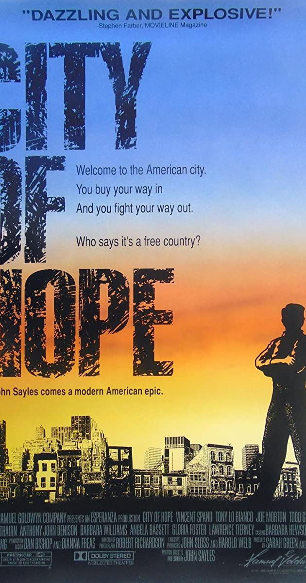 Subtitle of City of Hope