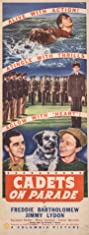Cadets on Parade (1942) Poster