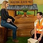 Jim Carrey and Judy Greer in Kidding (2018)