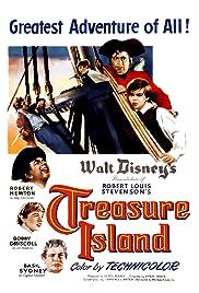 Treasure Island(1950) Poster - Movie Forum, Cast, Reviews