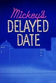 Mickey's Delayed Date Poster