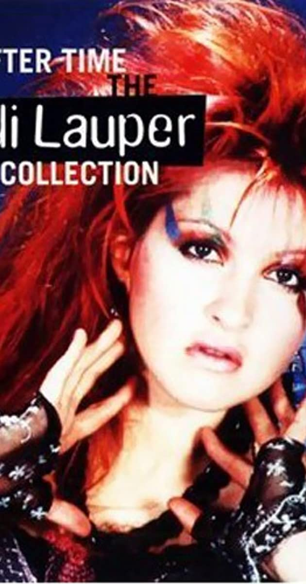 Cyndi Lauper Time After Time Video 1984 Imdb
