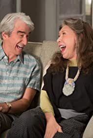 Sam Waterston and Lily Tomlin in Grace and Frankie (2015)