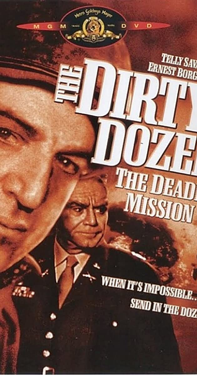 Subtitle of The Dirty Dozen: The Deadly Mission