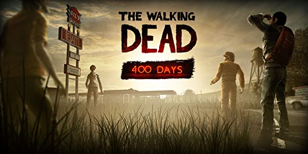 Sites for downloading old movies The Walking Dead: 400 Days by Kent Mudle [mov]