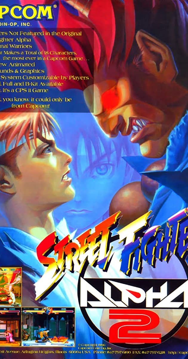 Street Fighter Alpha 2 (Video Game 1996) - Quotes - IMDb