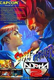Street Fighter Alpha 2(1996) Poster - Movie Forum, Cast, Reviews