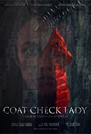 Coat Check Lady Poster
