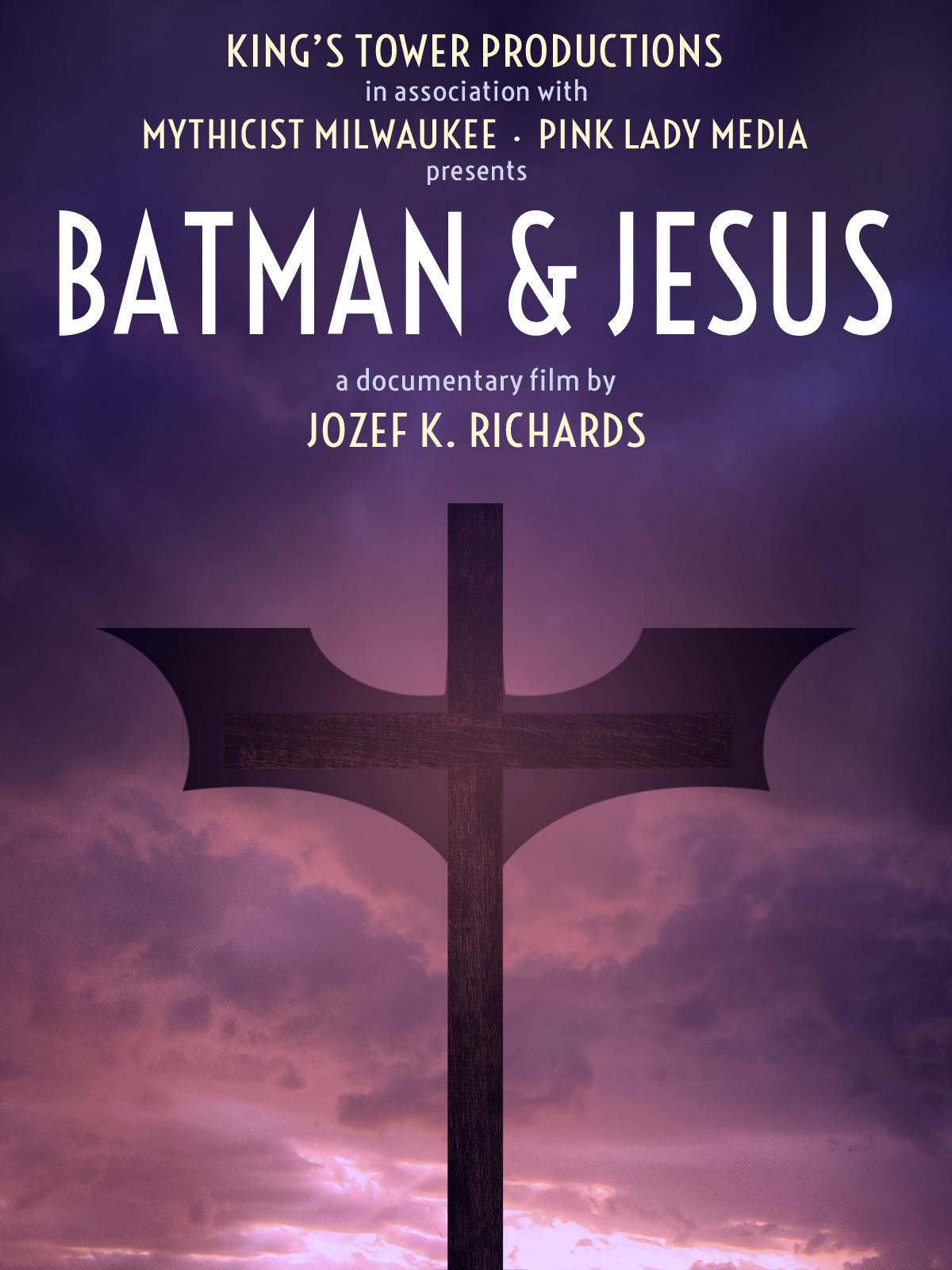 Batman Jesus 2017 Imdb