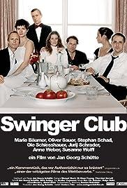 Swinger Club Poster