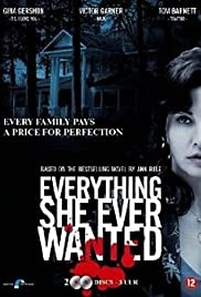 Everything She Ever Wanted Poster - TV Show Forum, Cast, Reviews