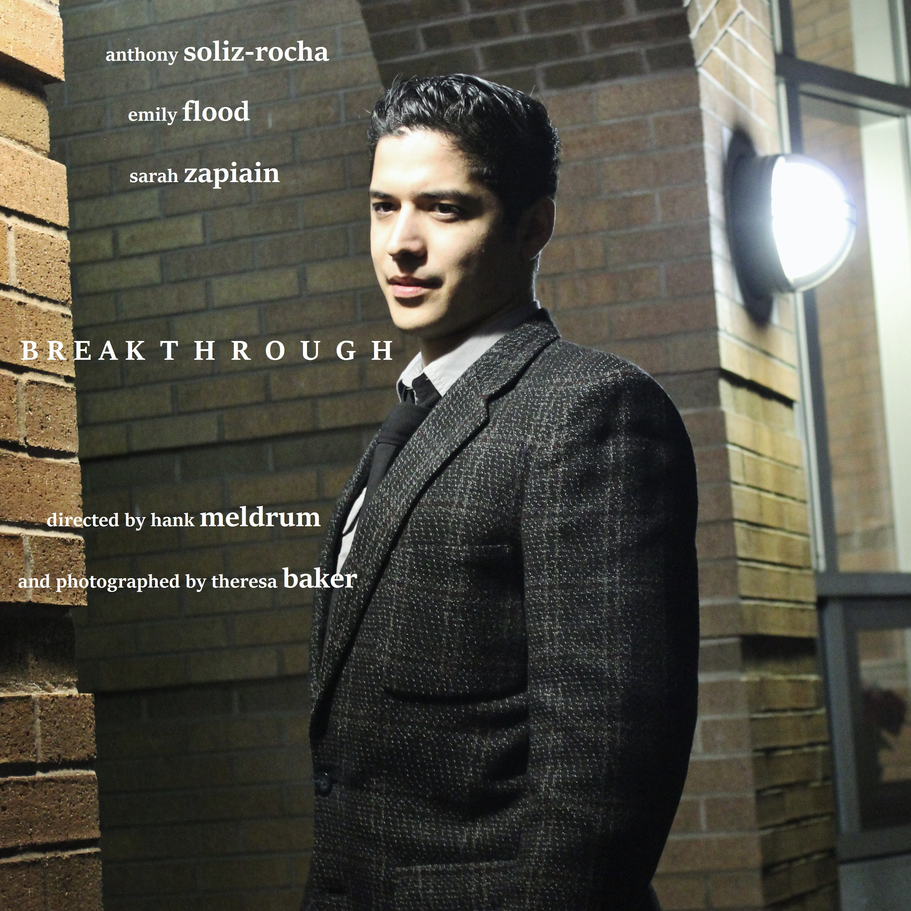Anthony Soliz-Rocha in Breakthrough (2017)