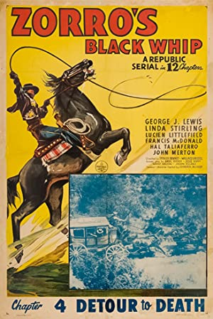 Where to stream Zorro's Black Whip