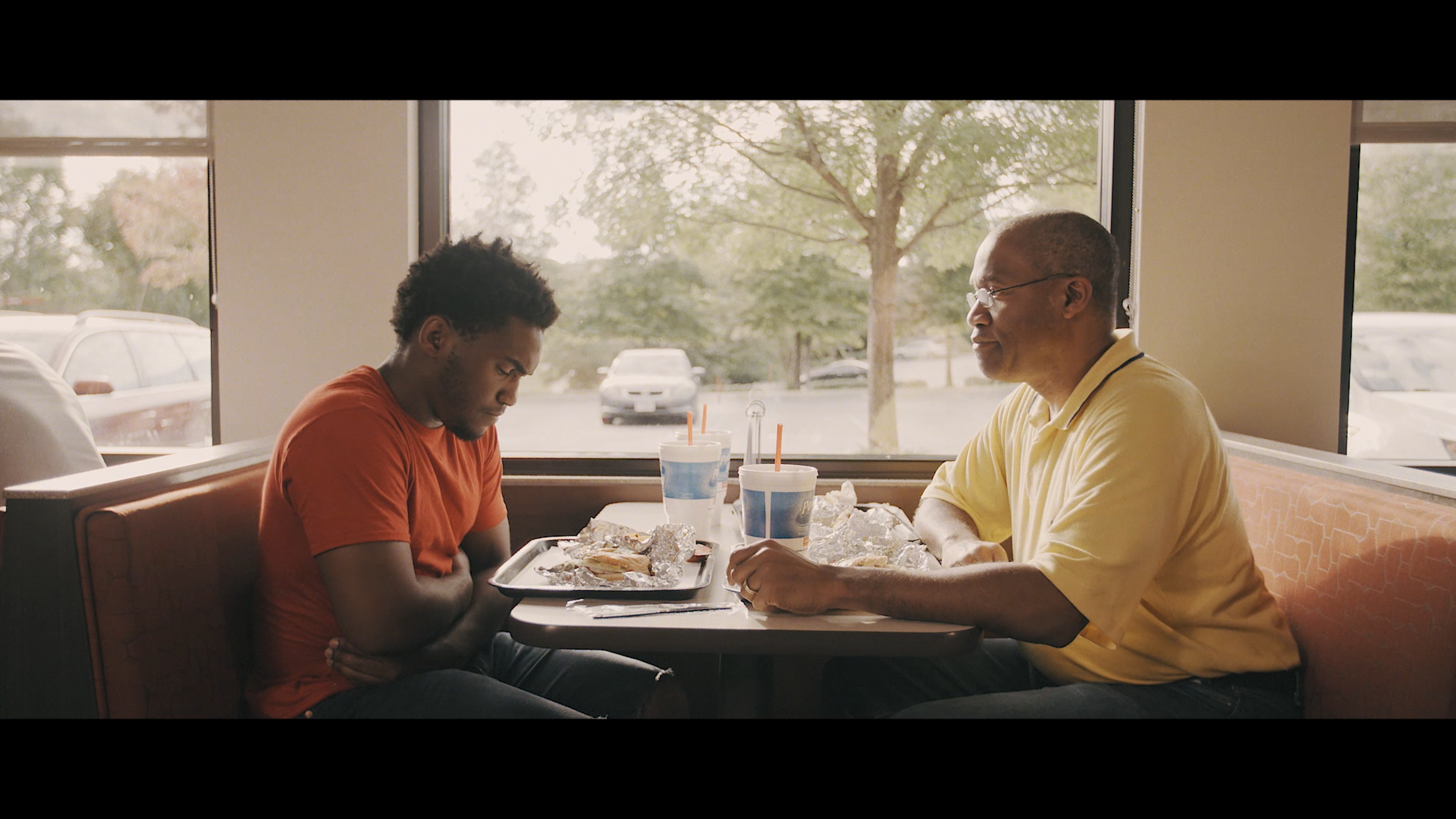 Sheldon Mba and Arnold Coleman in Found (2016)