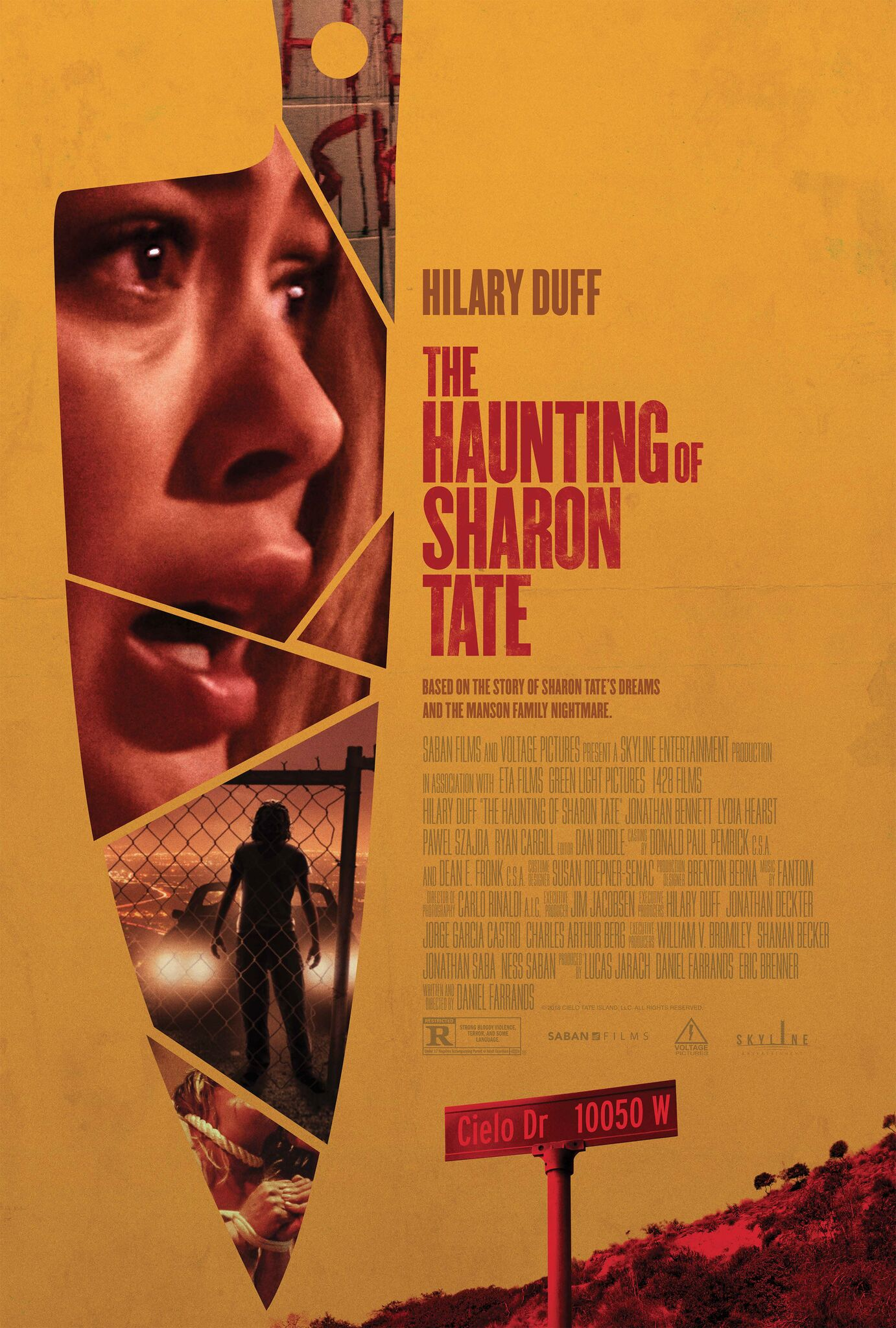 The Haunting of Sharon Tate (2019) - IMDb