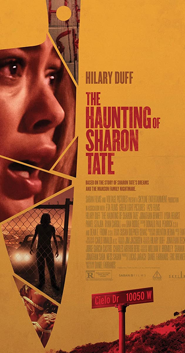 Watch Full HD Movie The Haunting of Sharon Tate (2019)