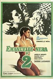 Emanuelle nera n° 2 Poster