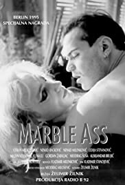 Marble Ass Poster