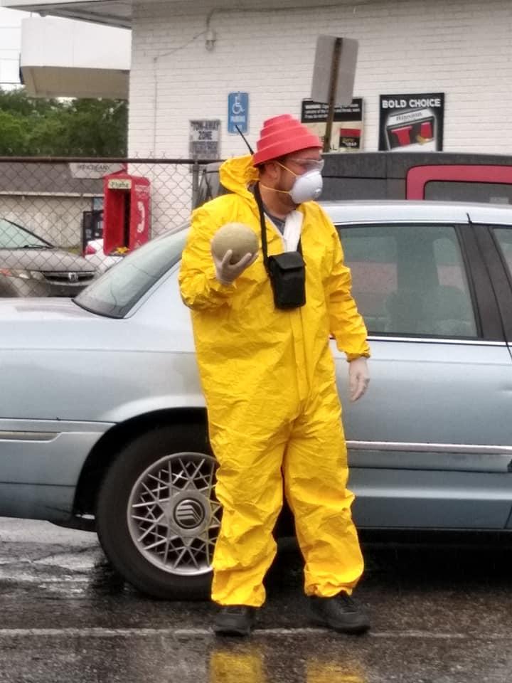 Sean Donohue in Joel D. Wynkoop's the Craiglon Incident (2020)