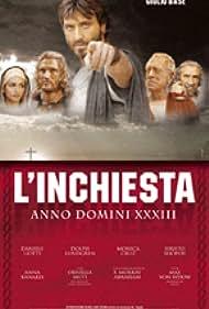 Dolph Lundgren, F. Murray Abraham, Max von Sydow, Daniele Liotti, and Mónica Cruz in L'inchiesta (2006)