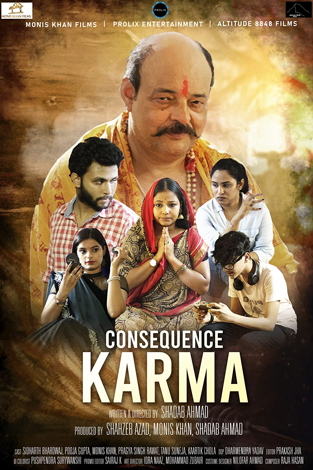 Consequence Karma 2021 Hindi 720p HDRip 650MB Download
