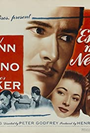 Escape Me Never(1947) Poster - Movie Forum, Cast, Reviews