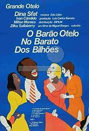 O Barão Otelo no Barato dos Bilhões Poster