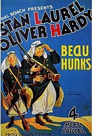 Beau Hunks (1931) Poster - Movie Forum, Cast, Reviews