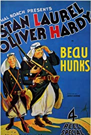 Beau Hunks (1931) Poster - Movie Forum, Cast, Reviews