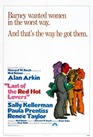 Last of the Red Hot Lovers (1972) Poster - Movie Forum, Cast, Reviews