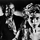 Donald Pleasence and Billie Whitelaw in The Flesh and the Fiends (1960)