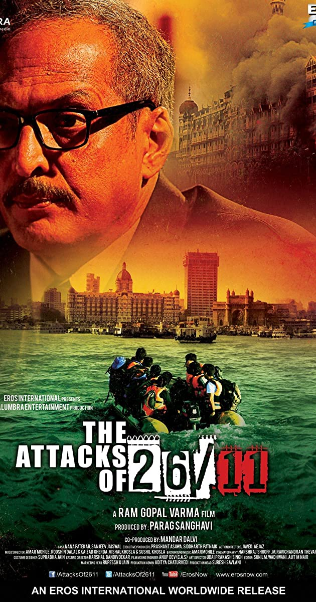 The Attacks Of 26 11 hindi dubbed movie