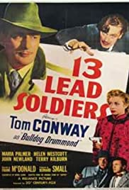 13 Lead Soldiers Poster