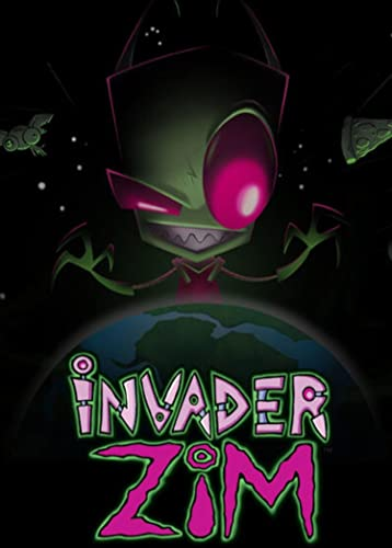 Invader ZIM (TV Series –)