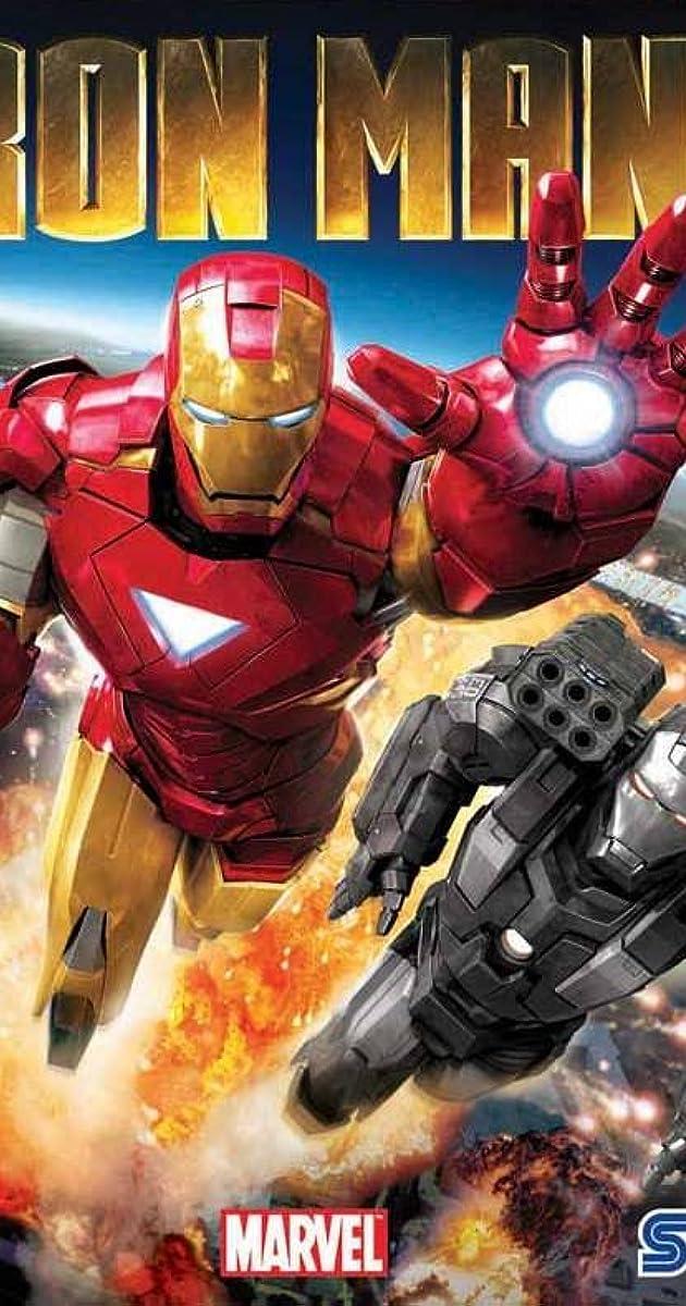 Iron Man 2 Video Game 2010 Imdb