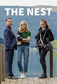 Mirren Mack, Martin Compston, and Sophie Rundle in The Nest (2020)