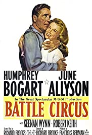 Battle Circus(1953) Poster - Movie Forum, Cast, Reviews