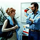 Marilu Henner and Burt Reynolds in The Man Who Loved Women (1983)