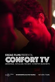 Pere Costa, Eduard Benito, Ivan Valencia, Iker Montero, Dodi de Miquel, and Maite Guilera in Confort TV (2018)