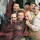 Melih Çardak, Özkan Ugur, Ümit Yesin, Serhat Özcan, Levent Tülek, Alisan, and Ozan Uzun in Cennet Mahallesi (2004)