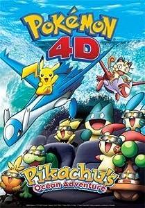 Top most downloaded movies Pikachu's Ocean Adventure Japan [HD]